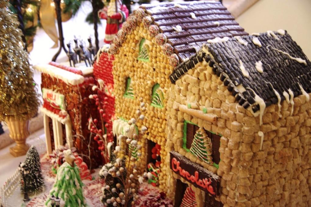 お菓子の家161020