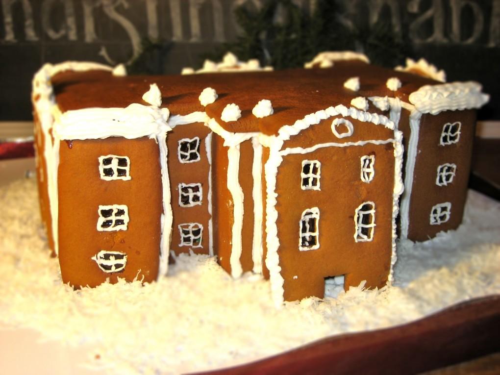 お菓子の家181020