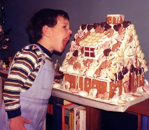お菓子の家19500