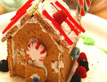 お菓子の家26350