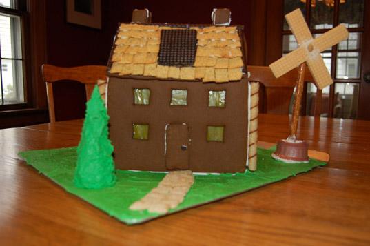 お菓子の家28537