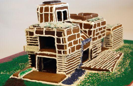 お菓子の家30537