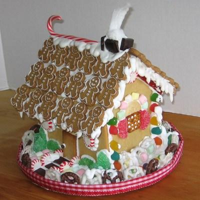 お菓子の家33400