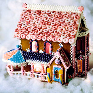 お菓子の家35300