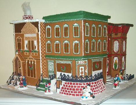 お菓子の家41469