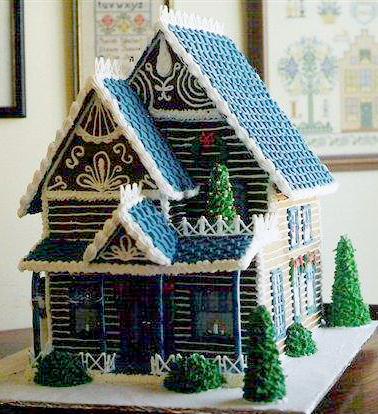 お菓子の家42378