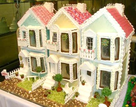 お菓子の家43474