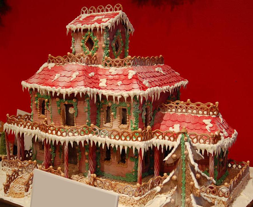 お菓子の家44884