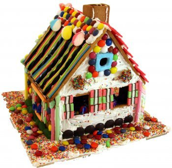 お菓子の家48350