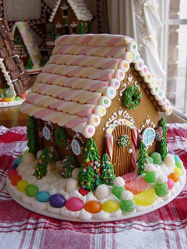 お菓子の家56375