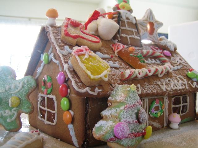 お菓子の家61640