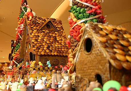 お菓子の家66460