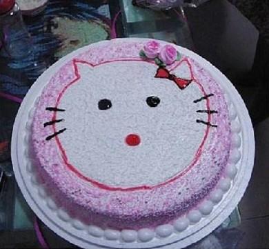 キャラケーキ