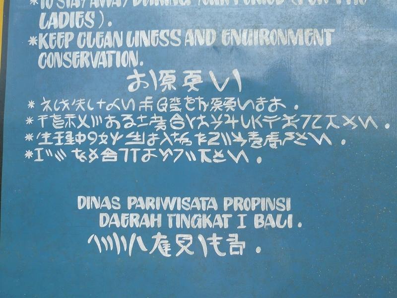海外の日本語28