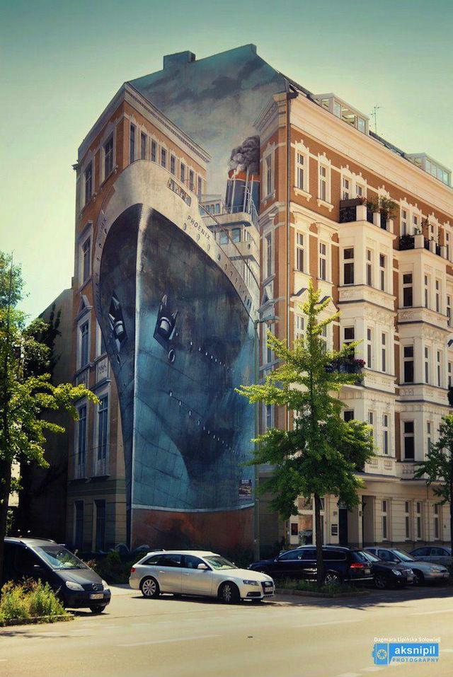 ストリートアート117