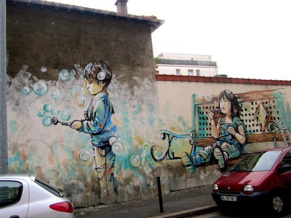 ストリートアート22