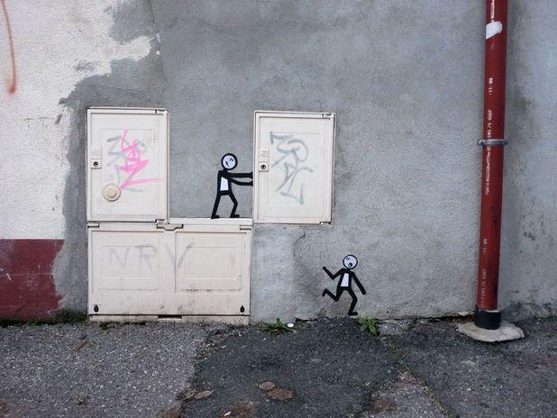 ストリートアート49