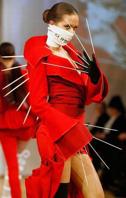 ファッションショー5