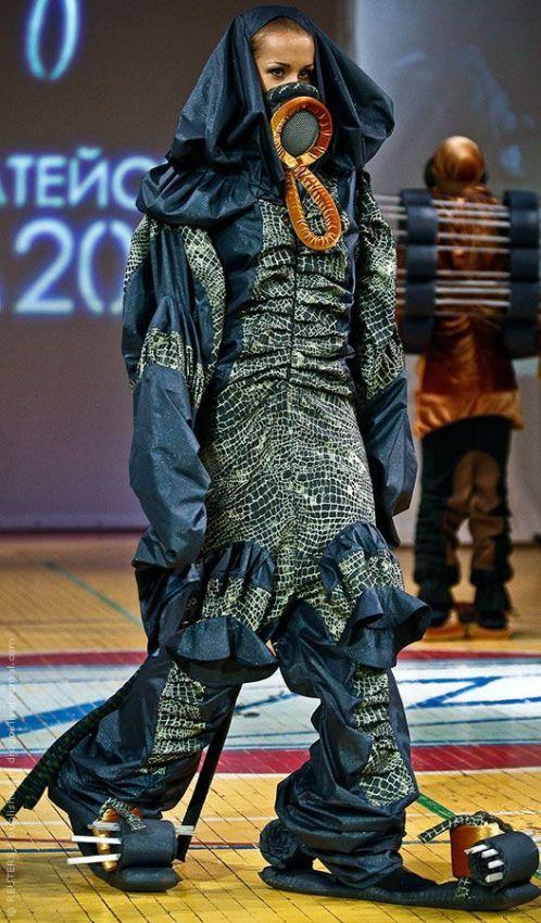 ファッションショー4