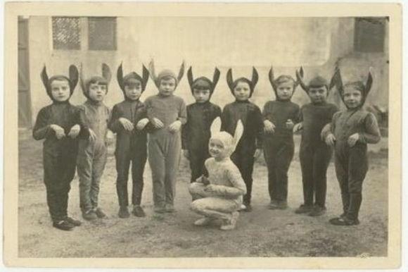 昔のハロウィン15
