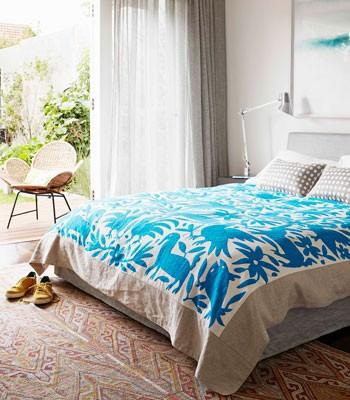 青い部屋105