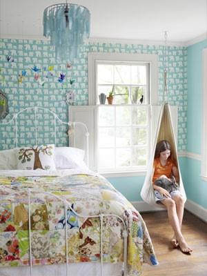 青い部屋110