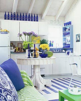 青い部屋112