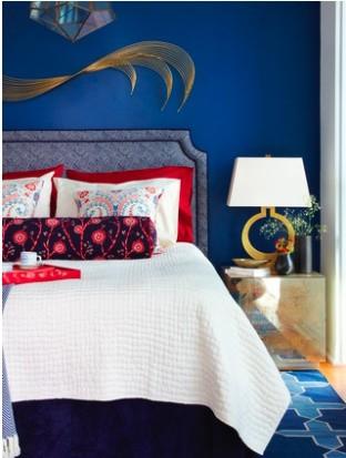 青い部屋117
