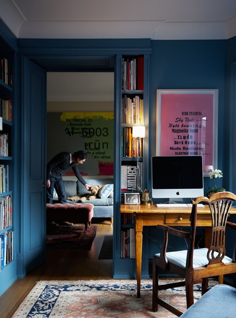 青い部屋121