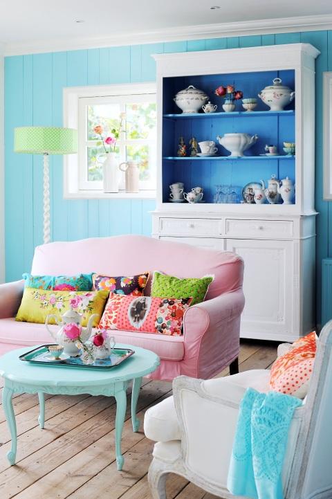青い部屋122