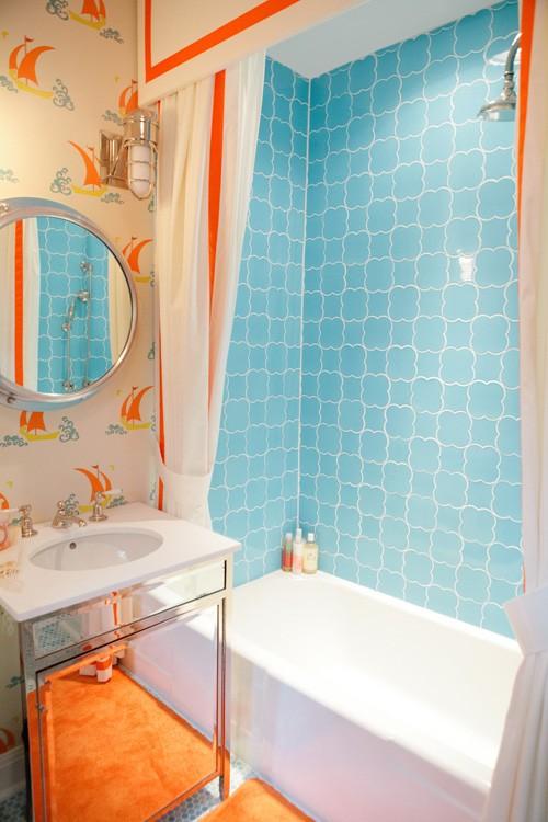 青い部屋123