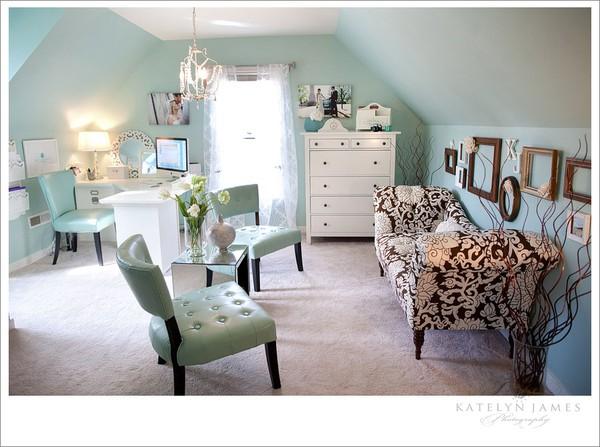 青い部屋124