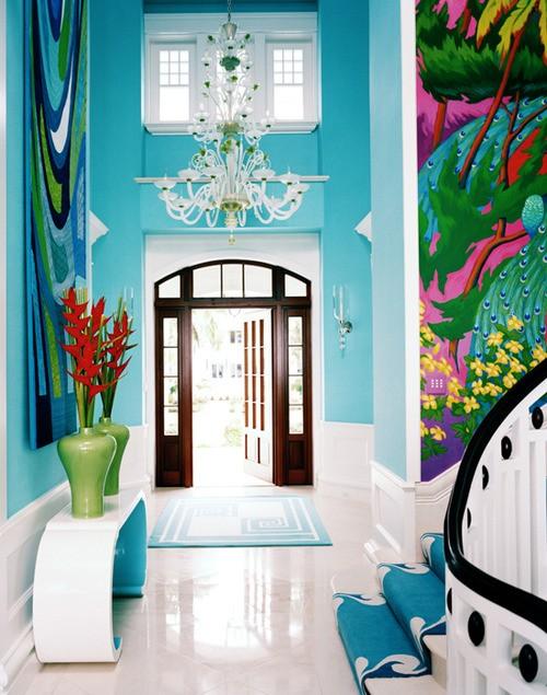 青い部屋127