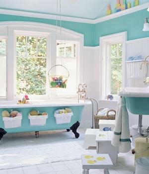 青い部屋144