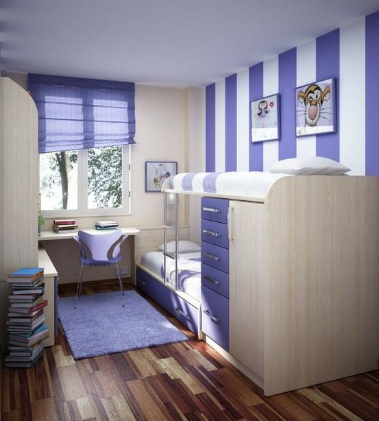 青い部屋174