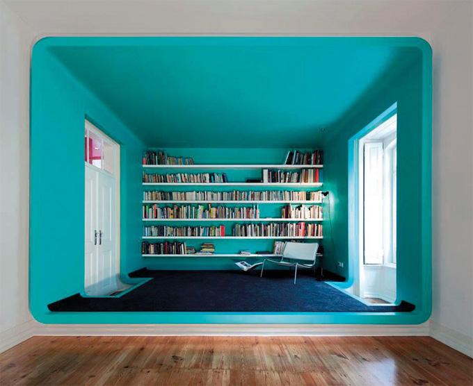 青い部屋180