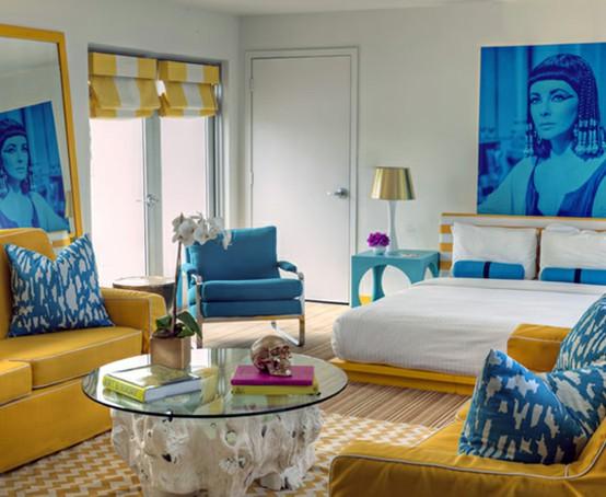 青い部屋19