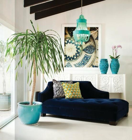 青い部屋34
