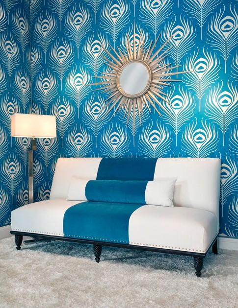 青い部屋58