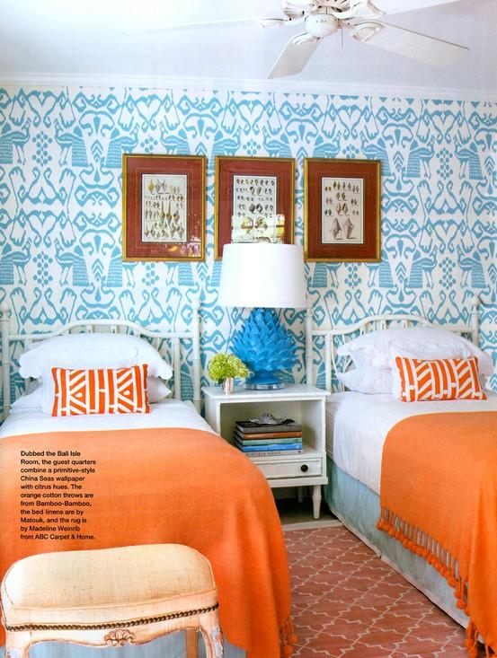 青い部屋73