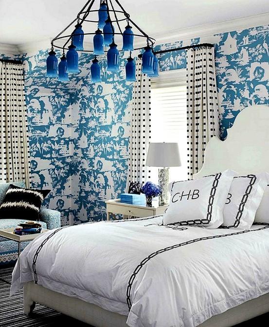 青い部屋74