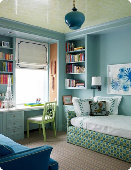 青い部屋76