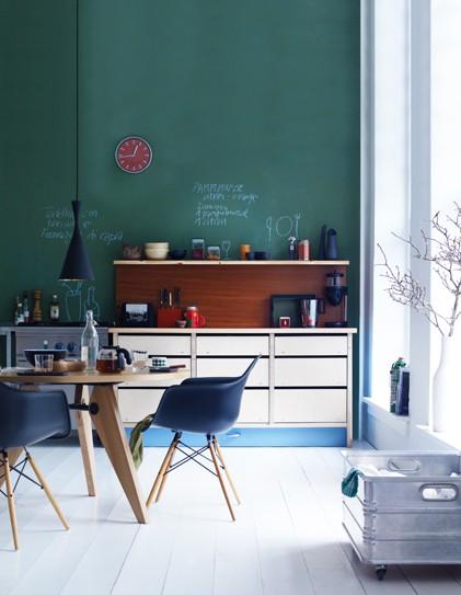 青い部屋79