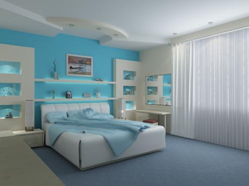 青い部屋83
