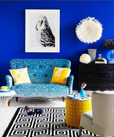 青い部屋98