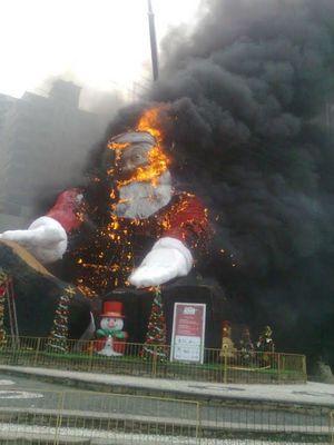 クリスマス中止3