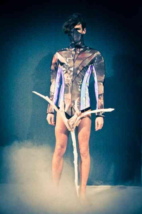 ファッションショー140