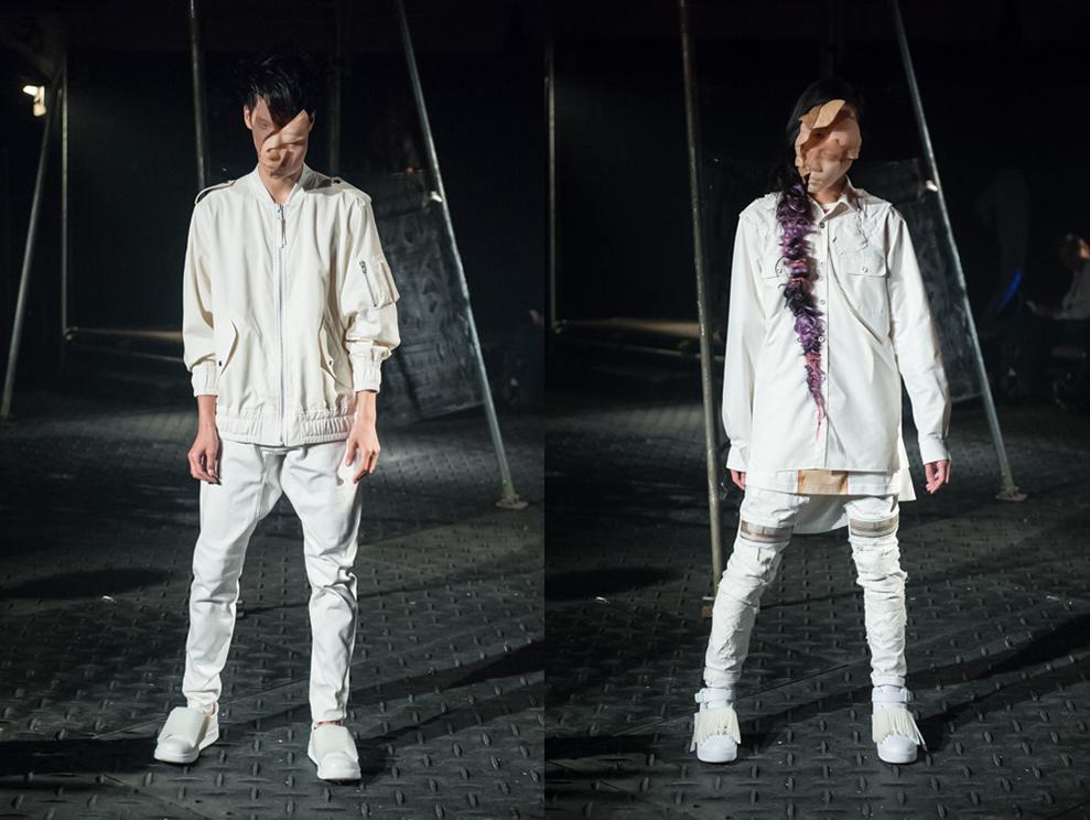 ファッションショー16