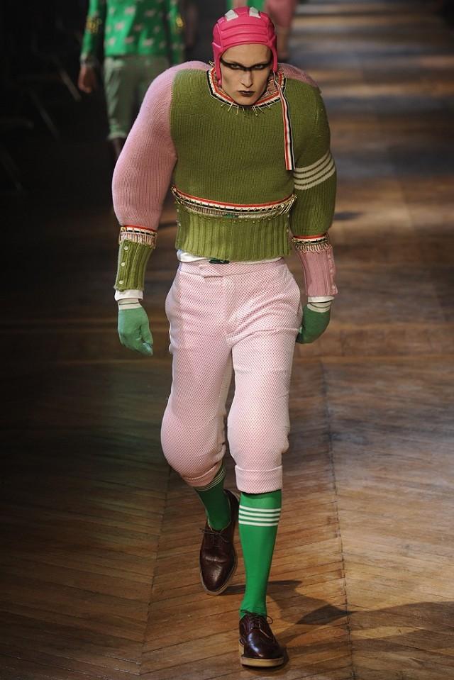 ファッションショー48
