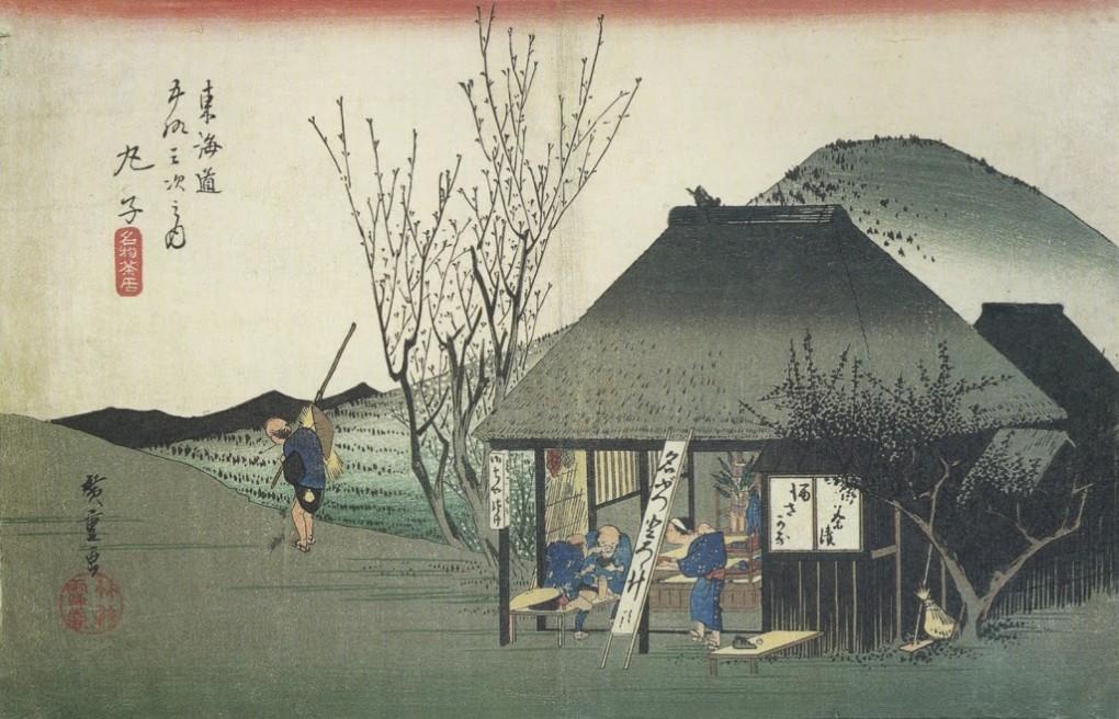 浮世絵の壁紙1